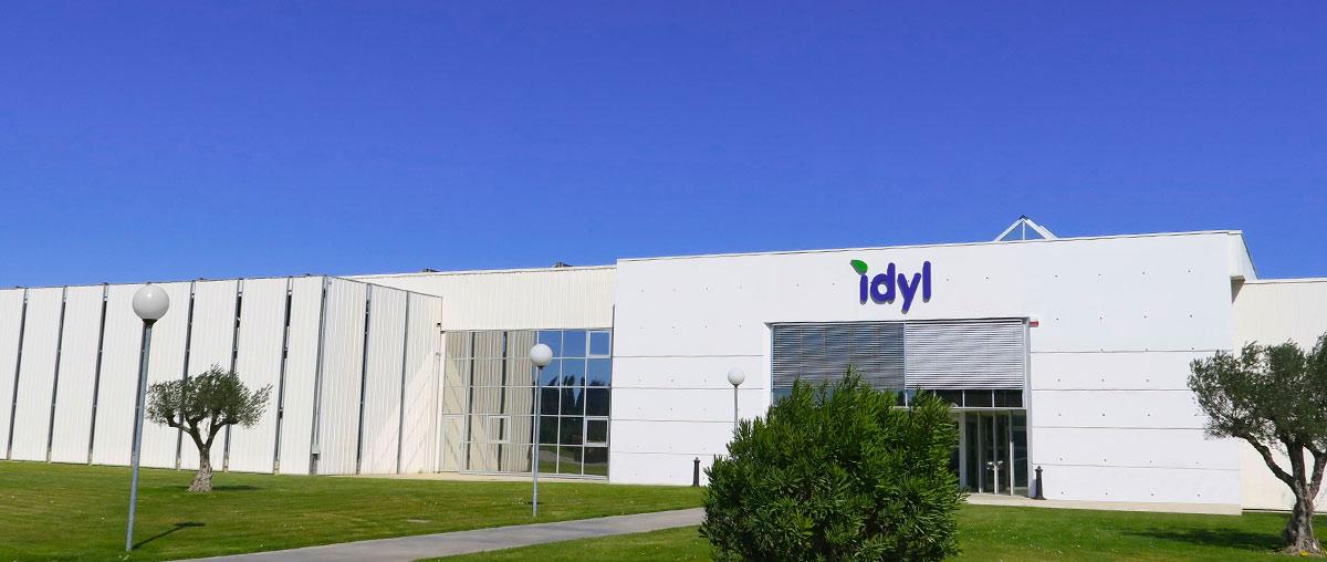 Photo des batiments de l'entreprise IDYL