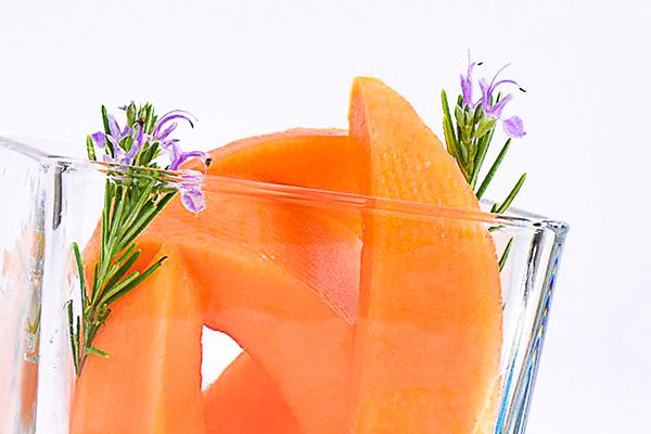 Melon Romarin